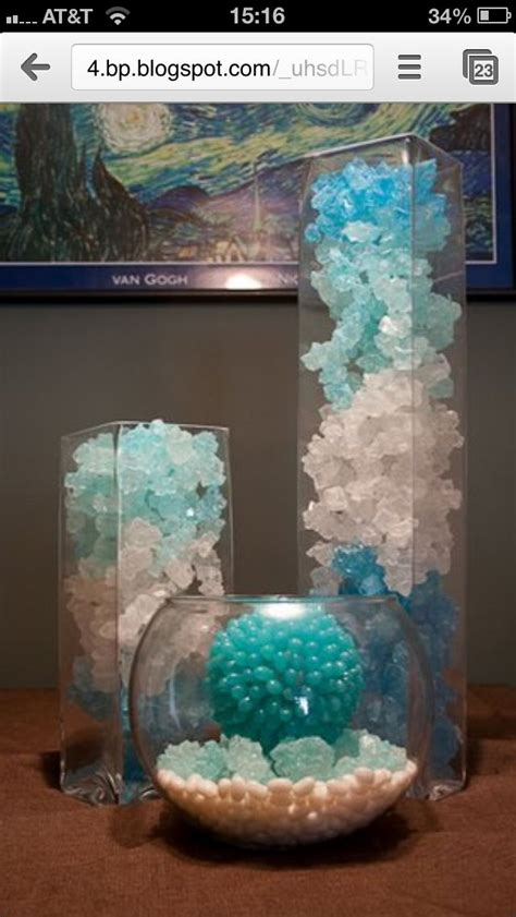rock centerpieces rock in a vase centerpiece centerpieces