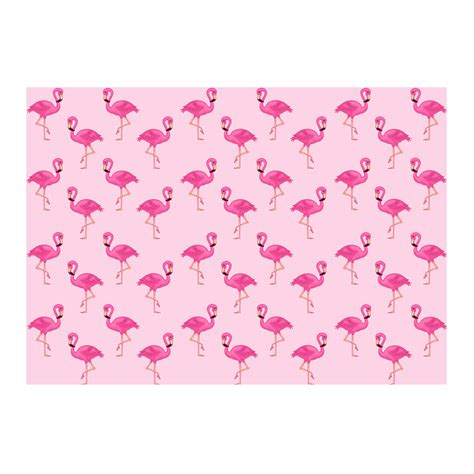 flamingo gift wrap available online only from stylish gifts