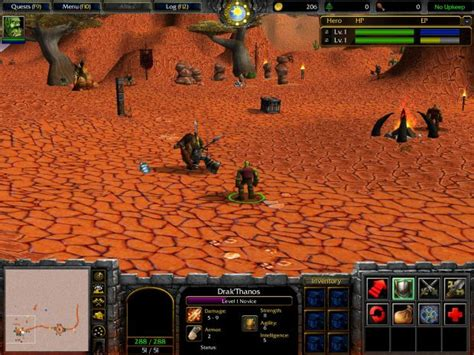 mod game warcraft 3 valley of trials in game image warcraft iii world of