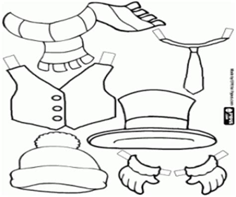 snowman scarf coloring page dress up games coloring pages printable games
