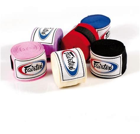 fairtex wraps hw2 various colours boxing wrap
