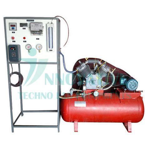 thermodynamics lab equipment air compressor test rig manufacturer from pune