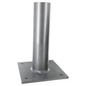 aluminum deck mount