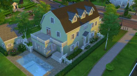 112 Ocean Avenue, Amityville ? The Sims Forums