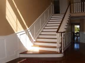 Stairway Wainscoting Ideas decorations wainscoting kits staircase design ideas the