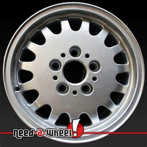 1999 bmw 328i rims 15x7 quot bmw 328i wheels oem 1996 1999 silver rims 59182