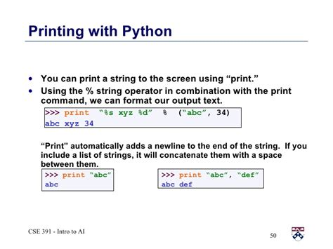 python string template introduction to python part two
