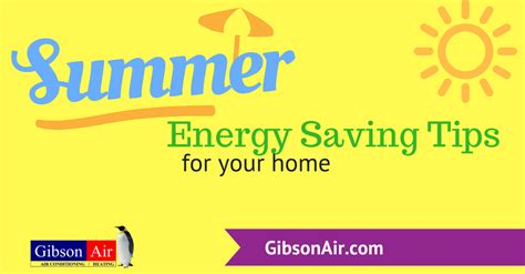 Energy Saving Tips For Summer | summer energy saving tips for your home in las vegas