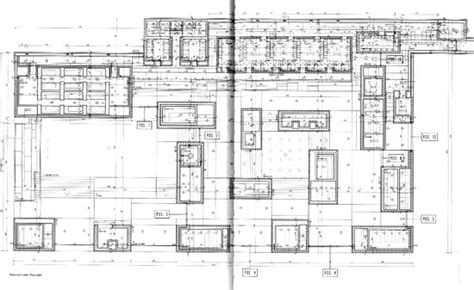 therme vals floor plan zumthor partituras