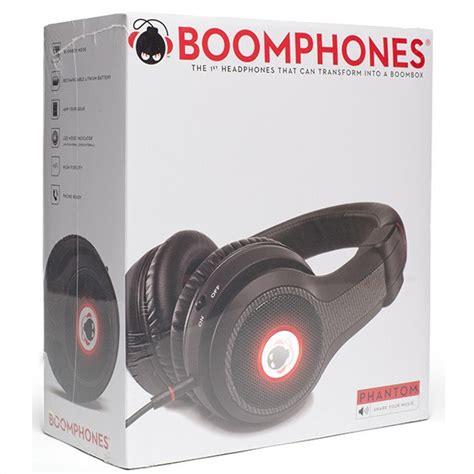 Headphones Boomphones Phantom boomphones headphones phantom blue jakartanotebook