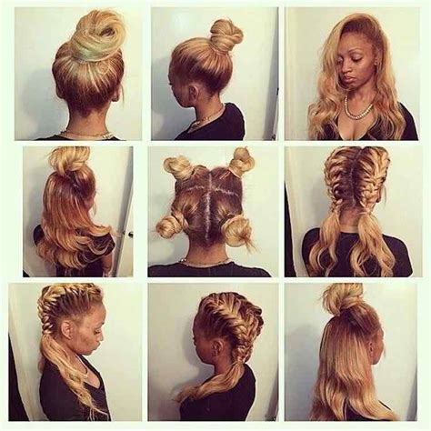 what type of hair for a sew in bob sew in techniques 4 types for a flawless look weave how to