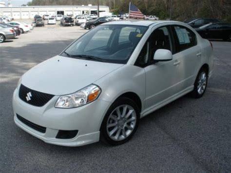 Suzuki Sx4 Horsepower 2008 Suzuki Sx4 Sport Sedan Data Info And Specs