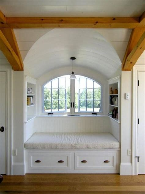 bedroom nook 23 smart ideas to handle attic windows shelterness