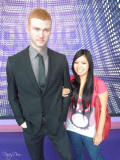 Justin Timberlake Gets Waxed by Madame Tussauds Justin Timberlake Wax Museum