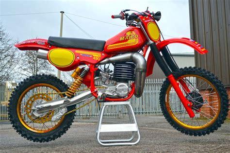 Ktm Retro Motorrad by Mw Racing Maico 490 Restored Trial Vintage Pinterest