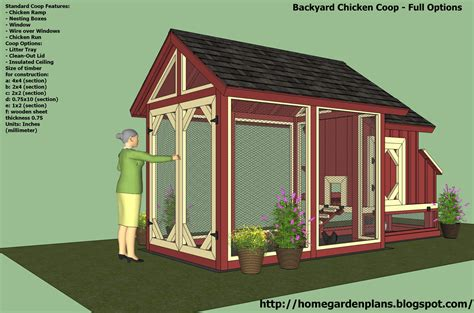 backyard chicken coop plans free backyard chicken coop plans free