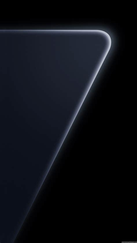 edge logo hd wallpaper samsung galaxy s7 edge official black stock 1440x2560