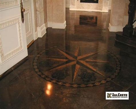 Concrete Floors, Decorative Concrete   Dallas & McKinney, TX
