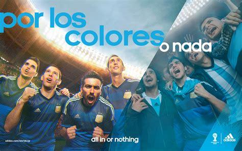 nueva camiseta argentina azul alternativa adidas mundial