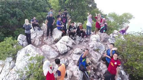Dji Phantom 4 Putih hiking bukit batu putih xiaomi yi 4k drone dji