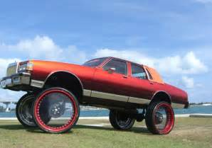 Truck With Big Wheels For Sale Donks