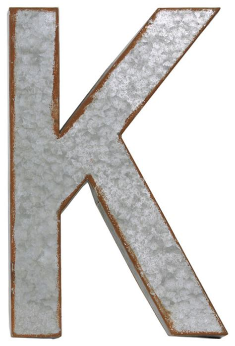 alphabet letters for wall decor metal alphabet wall decor letter k industrial wall