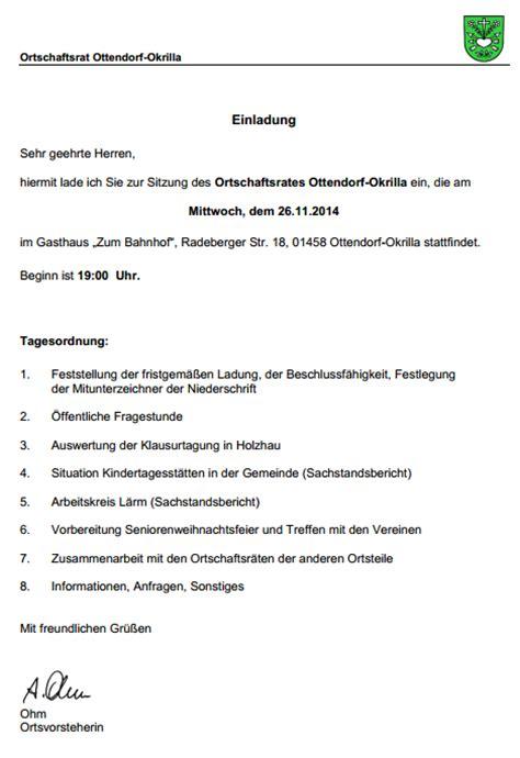 Zeitungsartikel Design Vorlage Aktionsb 252 Ndnis Parteilose Ottendorf Okrilla Einladung Zur Sitzung Des Ortschaftsrates Ottendorf