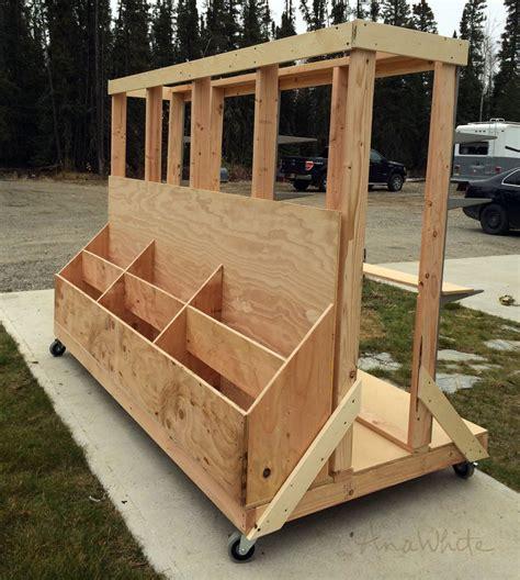 Wood Storage Plans Diy