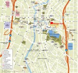 map of riverwalk san antonio tx images