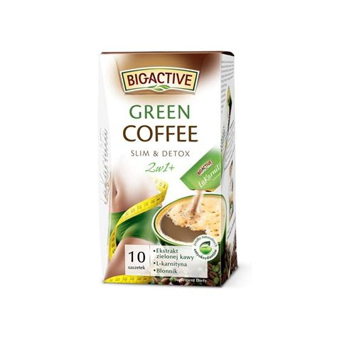 How Detox Coffee by Green Coffe Slim Detox