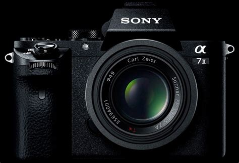 Sony 7 Ii sony alpha a7 ii announced in japan