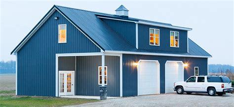 pole barns buildings de md green diamond builders