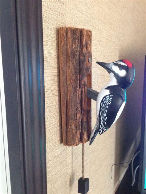 woodpecker knocker crafts pinterest woodpeckers