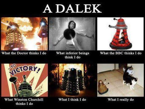 doctor who dalek memes google search doctor who