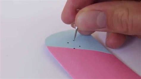 How To Make A Paper Fingerboard - how to add trucks to a paper fingerboard must