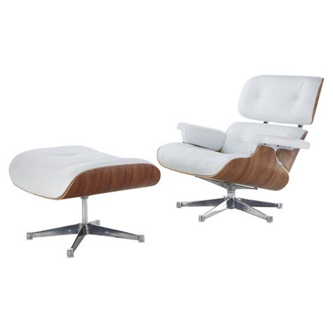 eames recliner chair eames style lounge chair ottoman