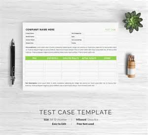 Test Cases Template by Test Template 25 Free Word Excel Pdf Documents