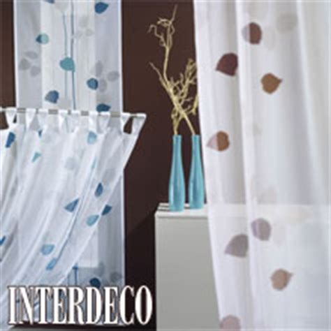 schlaufenvorhänge günstig moderne gardinen vorh 228 nge g 252 nstig bei interdeco kaufen