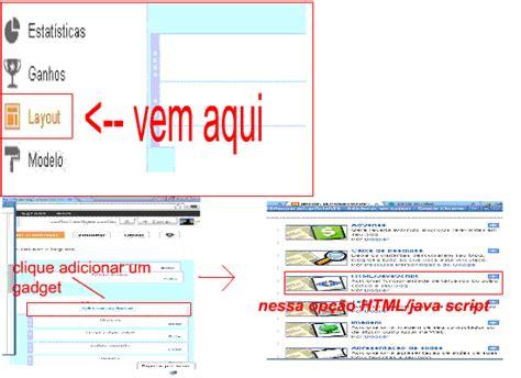 como botar layout no blog hotparasita oficial como colocar um chat no seu blog