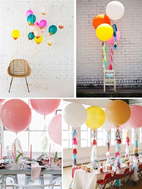 como decorar globos de numeros descubre c 243 mo decorar con globos con estas fant 225 sticas ideas