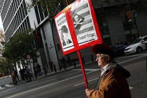 reuters jp 前カタルーニャ州首相プチデモン スペイン検察が逮捕令状請求 ロイター 赤かぶ