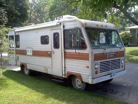 used rvs 1977 titan rv for sale for sale by owner