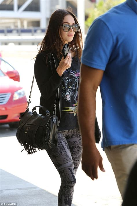 patterned tights in style 2015 megan fox in patterned leggings hoodie and trainers as
