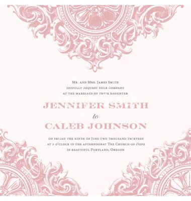 free wedding card templates free wedding invitation card templates