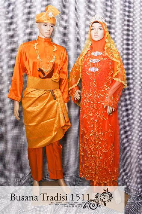 Baju Pelamin Kahwin Untuk Disewa | baju pengantin oren sepasang rm399 untuk disewa butik