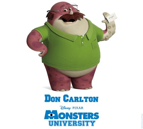 cara membuat id card monster university don carlton monsters university digital spy