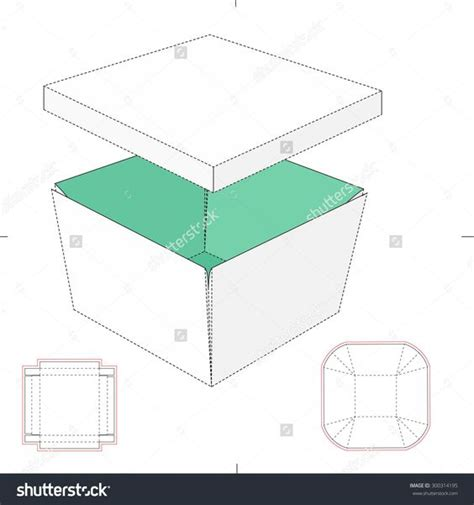 Origami Boxes With Lids Templates - the world s catalog of ideas