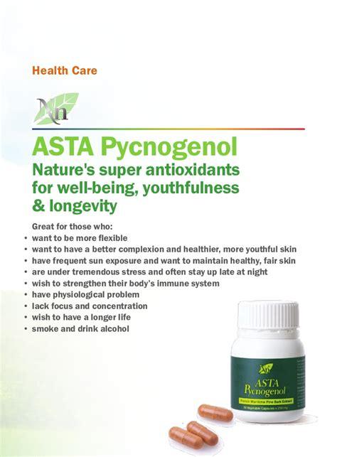 Asta Pcynogenol 2010 Ecosway Annual Report Version Www