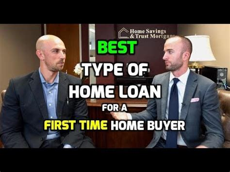 time home buyer best mortgage deals when buying a