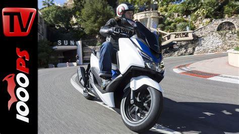 125 Motorr Der Test by 2015 Honda Forza 125 Test